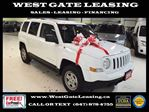 2012 Jeep Patriot 4x4  AUTO  ONE OWNER  in Vaughan, Ontario