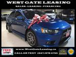 2012 Mitsubishi Lancer EVOLUTION GSR  BREMBO  NEW TIRES  in Vaughan, Ontario