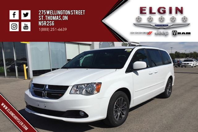 2017 dodge grand caravan sxt premium plus st thomas ontario used car for sale 2596003. Black Bedroom Furniture Sets. Home Design Ideas