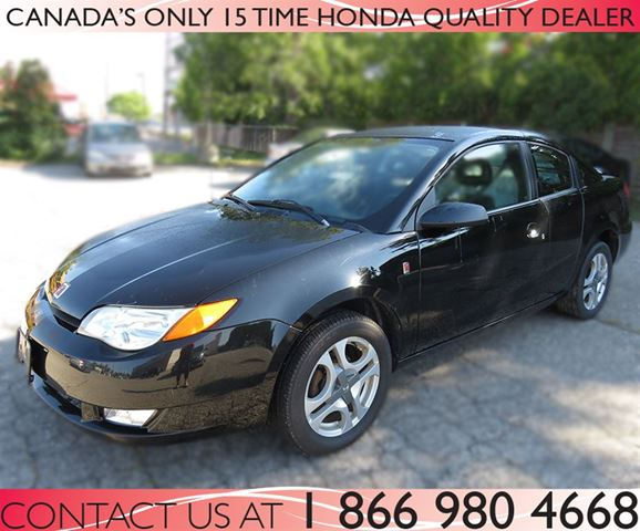 2004 SATURN ION LOW PRICE  ONLY 114,000 KM'S in Hamilton, Ontario