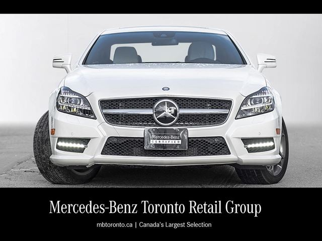 2014 mercedes benz cls550 4matic coupe maple ontario