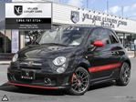 2013 Fiat 500 Abarth LOCAL NEW CAR TRADE IN | CLEAN CARPROOF HISTORY | 5 SPEED | ABARTH in Markham, Ontario
