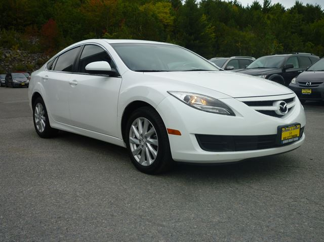 2011 mazda mazda6 gs sudbury ontario used car for sale. Black Bedroom Furniture Sets. Home Design Ideas