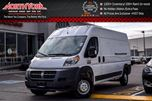 2017 Ram Promaster NEW Car High Roof RearCam Cruise Bluetooth A/C 3 Seater Keyless Entry! in Thornhill, Ontario