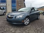 2012 Chevrolet Cruze LT Turbo REMOTE ENGINE START NAVIGATION FROM TELEM in St Catharines, Ontario