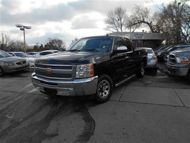 2012 chevrolet silverado 1500 ls scarborough ontario. Black Bedroom Furniture Sets. Home Design Ideas