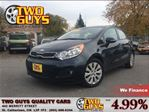 2013 Kia Rio EX MOONROOF BACK UP CAMERA HEATED FRONT SEATS in St Catharines, Ontario