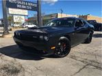 2014 Dodge Challenger R/T CLASSIC LEATHER/CLOTH SUNROOF in St Catharines, Ontario
