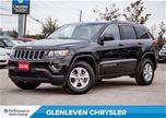 2016 Jeep Grand Cherokee Laredo, Bluetooth, Start/Stop System in Oakville, Ontario