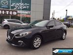 2015 Mazda MAZDA3 GS / SUNROOF / HEATED SEATS / NAVI!!!! in Toronto, Ontario