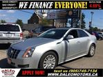 2012 Cadillac CTS 3.0L AWD PANORAMIC ROOF LEATHER in Hamilton, Ontario
