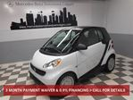 2013 Smart Fortwo Pure Bluetooth Package in Calgary, Alberta