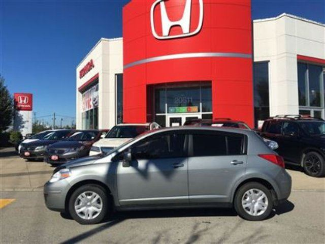 2010 NISSAN VERSA 1.8 S - Local! Full of Added Accessories! in Maple Ridge, British Columbia
