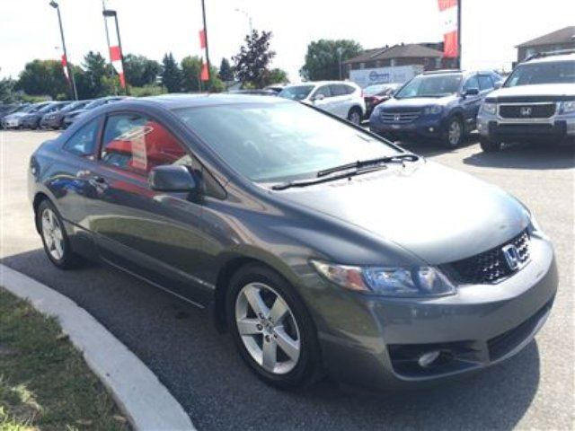 2009 Honda Civic LX Gatineau Quebec Car For Sale
