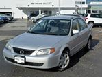 2003 Mazda Protege LX at in Richmond, British Columbia