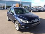 2013 Volkswagen Tiguan Highline 6sp at Tip 4M in Calgary, Alberta