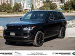 2015 Land Rover Range Rover V8 Supercharged SWB in Vancouver, British Columbia
