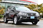 2013 Lexus RX 350 PREMIUM PACKAGE in Richmond, British Columbia