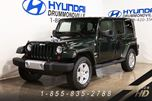 2011 Jeep Wrangler Unlimited SAHARA + 4X4 + A/C + 2 TOIT + in Drummondville, Quebec
