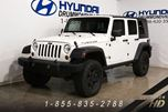 2007 Jeep Wrangler UNLIMITED RUBICON + 4X4 + A/C in Drummondville, Quebec