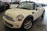 2014 MINI Cooper CONVERTIBLE  in Mascouche, Quebec