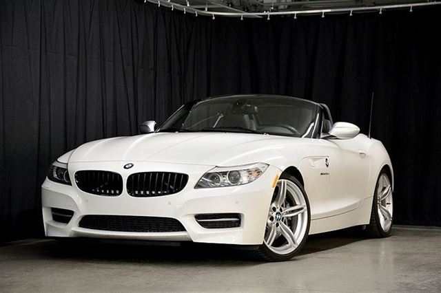 2011 Bmw Z4 Sdrive35is Longueuil Quebec Used Car For
