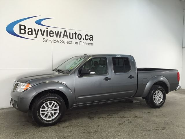 2016 nissan frontier sv crew cab alloys 4x4 bluetooth belleville ontario used car for. Black Bedroom Furniture Sets. Home Design Ideas