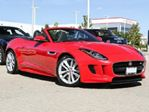 2016 Jaguar F-TYPE F-Type Covertible S AWD in Mississauga, Ontario