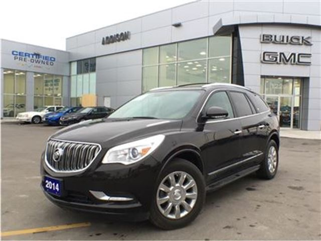 2014 Buick Enclave Leather All wheel drive in Mississauga, Ontario