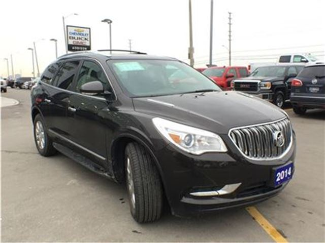 used 2014 buick enclave v 6 cy leather all wheel drive. Black Bedroom Furniture Sets. Home Design Ideas