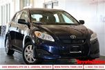 2014 Toyota Matrix LOW MILEAGE SINGLE OWNER HATCHBACK in London, Ontario