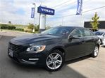 2015 Volvo S60 T5 AWD A Premier Plus (2) VOLVO CERTIFIED PRE-OWNE in Mississauga, Ontario