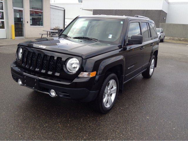 2016 JEEP Patriot Sport/North in Prince George, British Columbia