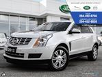 2013 Cadillac SRX Luxury NAV PANO ROOF in Winnipeg, Manitoba