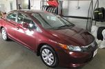 2012 Honda Civic Sedan LX at in Kanata, Ontario