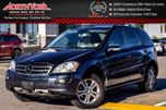2008 Mercedes-Benz M-Class 3.0L CDI Sunroof SatRadio Htd Front Seats KeylessGo 18Alloys  in Thornhill, Ontario