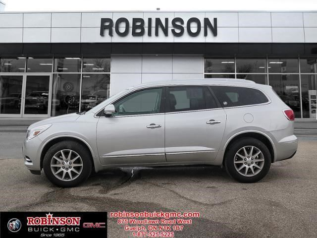 used 2015 buick enclave v6 cy leather guelph. Black Bedroom Furniture Sets. Home Design Ideas
