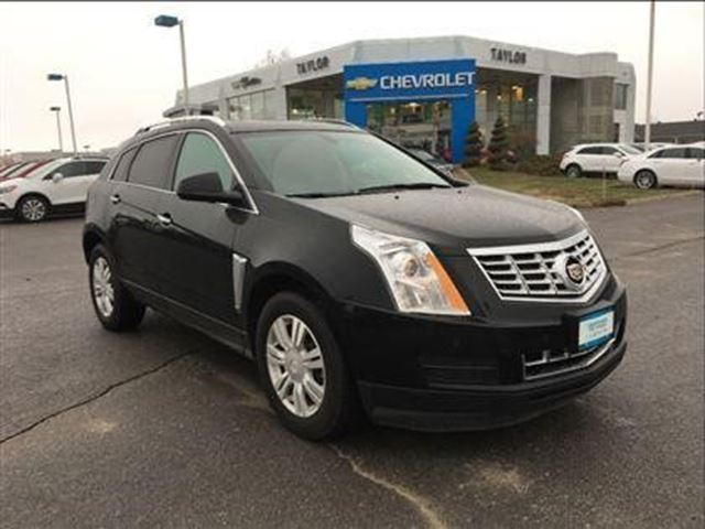 used 2016 cadillac srx v6 cy luxury kingston. Black Bedroom Furniture Sets. Home Design Ideas