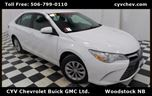 2015 Toyota Camry LE in Woodstock, New Brunswick
