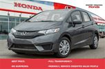2016 Honda Fit LX (CVT) in Whitby, Ontario