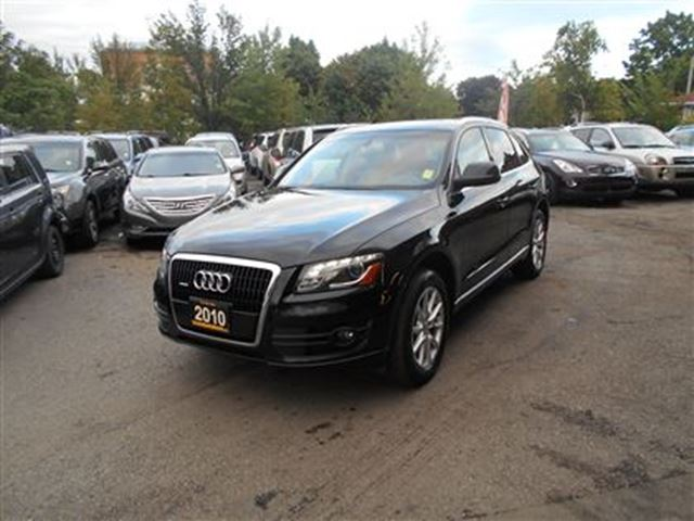 2010 audi q5 3 2 tiptronic black toronto quality motors. Black Bedroom Furniture Sets. Home Design Ideas
