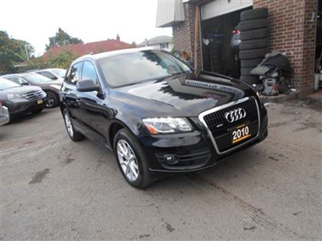 2010 audi q5 3 2 tiptronic scarborough ontario used car for sale 2599208. Black Bedroom Furniture Sets. Home Design Ideas