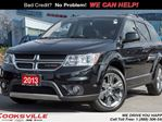 2013 Dodge Journey SXT/Crew in Mississauga, Ontario