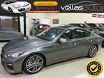 2014 Infiniti Q50 SPORT**AWD**TECHNOLOGY PKG* in Vaughan, Ontario