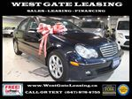 2006 Mercedes-Benz C-Class 4 MATIC  AUTO  LEATHER  in Vaughan, Ontario