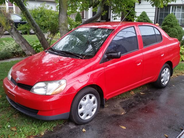2001 toyota echo le   st catharines ontario used car for