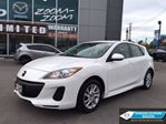2013 Mazda MAZDA3 GS / SKYACTIV / HEATED SEATS / ONE OWNER / ONLY 29 in Toronto, Ontario