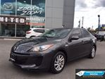 2013 Mazda MAZDA3 GS / SKYACTIV / BLUETOOTH / ONE OWNER!!! in Toronto, Ontario
