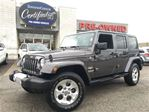 2014 Jeep Wrangler Unlimited Sahara in Toronto, Ontario