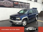 2002 Chevrolet TrailBlazer LTZ 4X4 LEATH DVD *UNCERTIFIED - AS IS* in St Catharines, Ontario